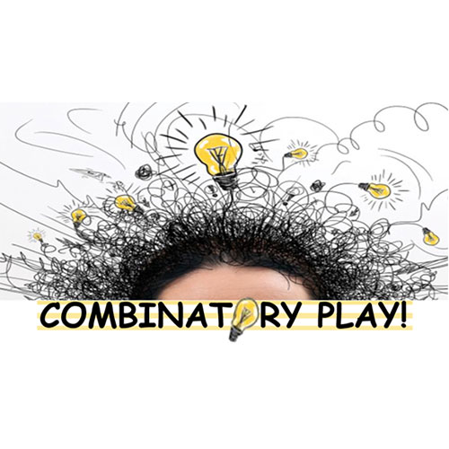 Combinatory Play